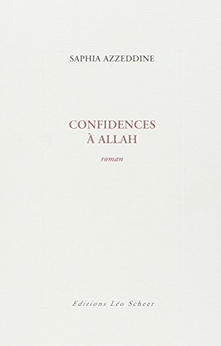 9782756101194: Confidences à Allah (French Edition)