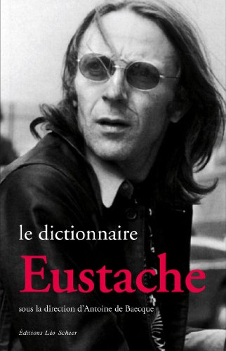 Le dictionnaire Eustache (French Edition) (2756102709) by [???]