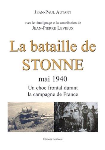 9782756312453: La Bataille de Stonne Mai 1940