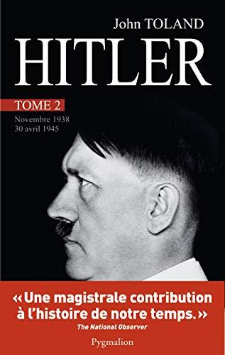 Adolf Hitler : Tome 2, Novembre 1938