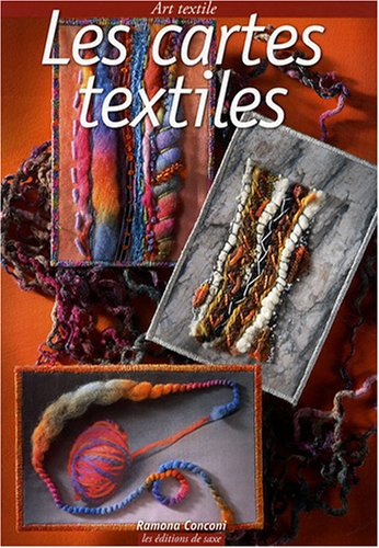 9782756502397: les cartes textiles