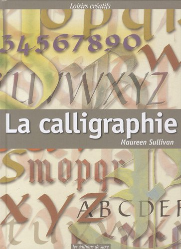 9782756505619: la calligraphie