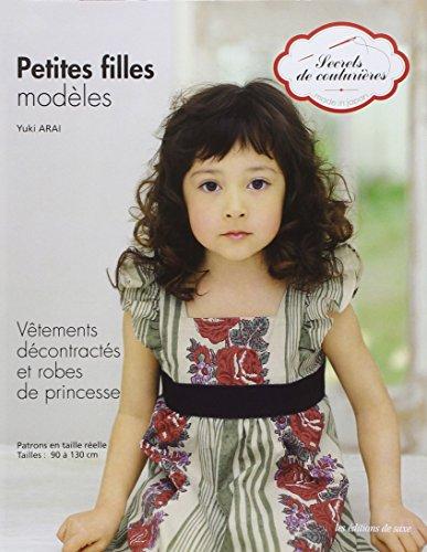 058eb57972ae 9782756506821  Petites filles modèles   Vêtements décontractés et robes de  princesses