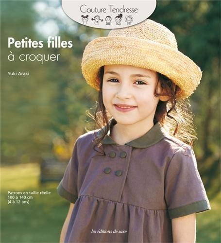 9782756510613: Petites filles à croquer (Couture Tendresse)