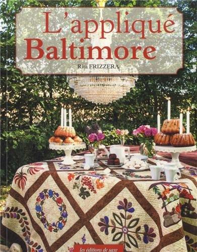 9782756520803: L'appliqué Baltimore