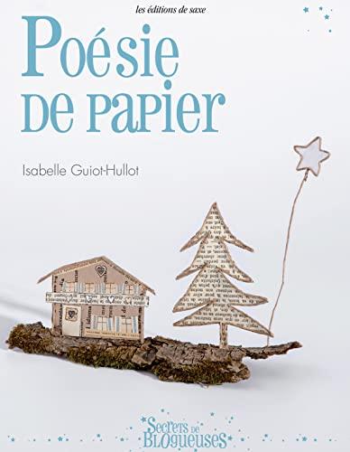 9782756521244: Poesie en papier (Secrets de blogueuses)