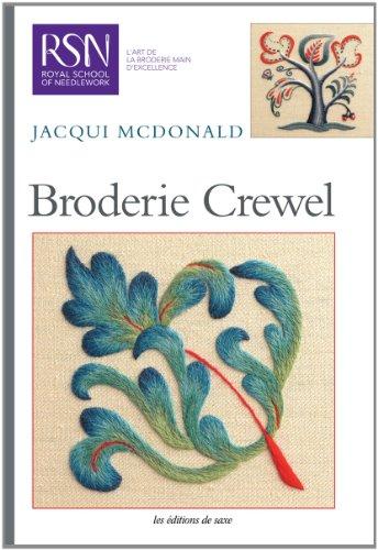 9782756521947: Broderie crewel