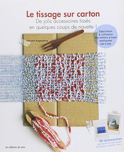 9782756522609: Le tissage sur carton