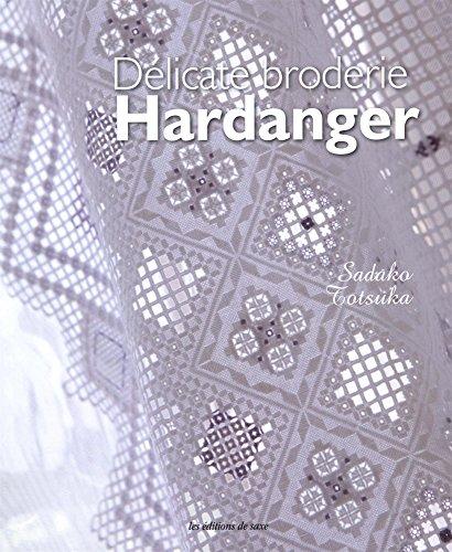 9782756522975: Délicate broderie Hardanger