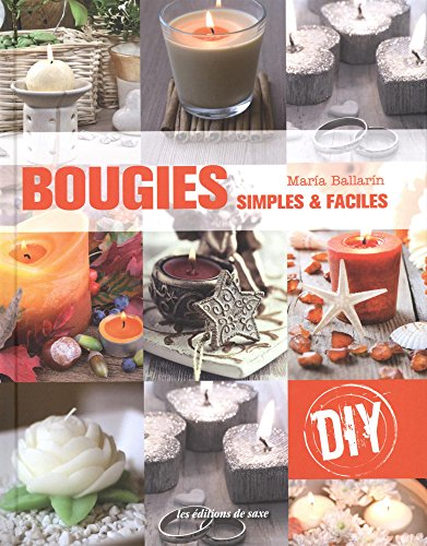 9782756526133: Bougies simples & faciles