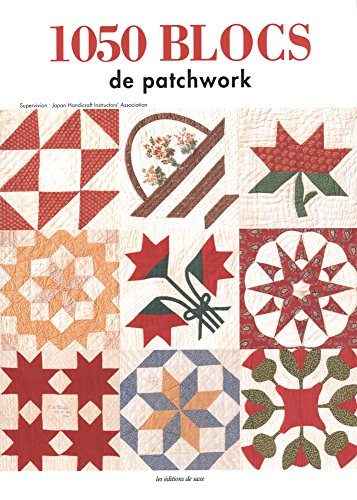 9782756526614: 1050 blocs de patchwork