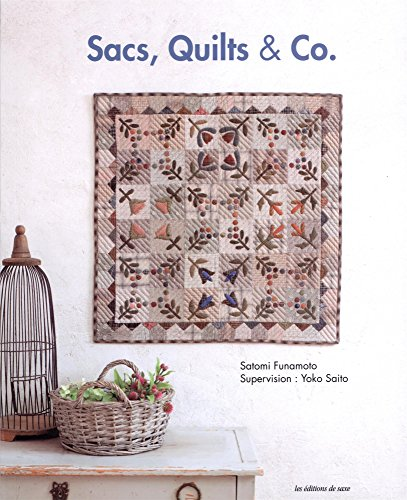 9782756526850: Sacs, quilts & co.