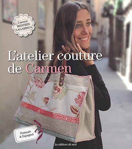 9782756527109: L'atelier couture de Carmen