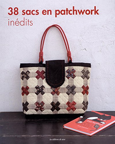 38 SACS EN PATCHWORK INÉDITS: OEUVRE COLLECTI