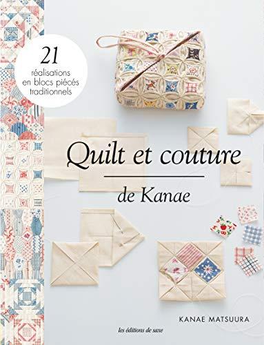 9782756534152: Quilts et Couture de Kanae