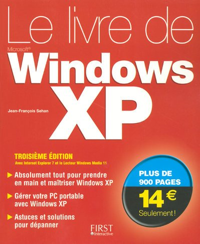 9782756800585: Le livre de Windows XP