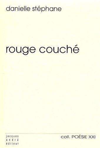 9782757001530: Rouge couché