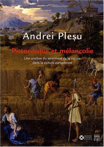 9782757200650: Pittoresque et mélancolie : Une analyse du sentiment de la nature dans la culture européenne