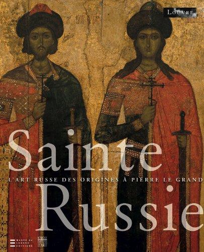 9782757203491: Sainte Russie (French Edition)