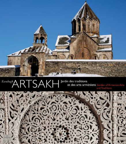 Artsakh Karabagh. Jardin des arts et des: Kouymjian, Dickran und