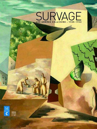 survage / catalogue expo: Leopold (Léopold) Survage