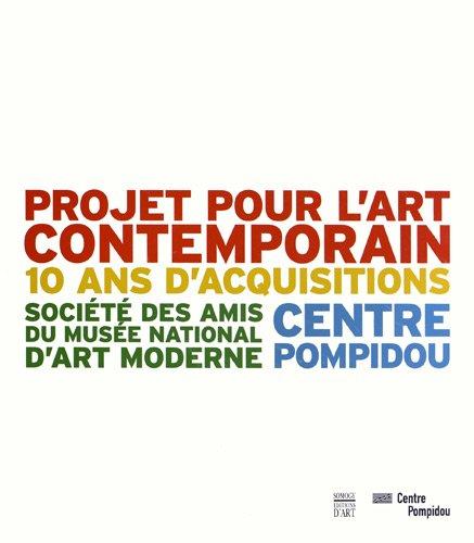 Projet pour l'art contemporain: Alain Seban, Alfred Pacquement