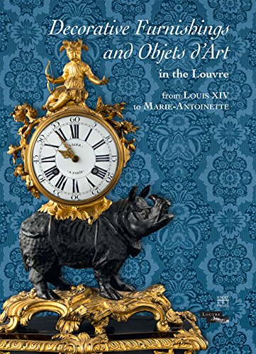 9782757206034: Decorative Furnishings and Objets d Art in the Louvre. from Louis XIV to Marie-Antoinette