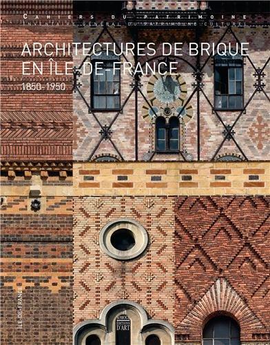 Architecture de brique en île de France, 1850-1950: LE BAS ANTOINE