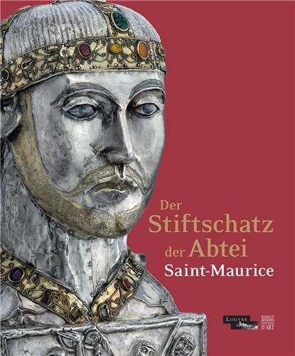 Der stiftschatz der abtei saint- maurice-cat allemand: Deghelt Frédérique