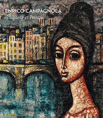 Enrico Campagnola : Sculpteur et peintre (1DVD)