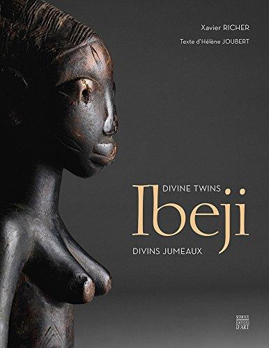 Ibeji: Divins Jumeaux/ Divine Twins. French/ English.: Joubert, Hélène; Richer,