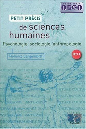 9782757302590: Petit précis de sciences humaines (French Edition)