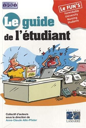 9782757307052: Le guide de l'�tudiant