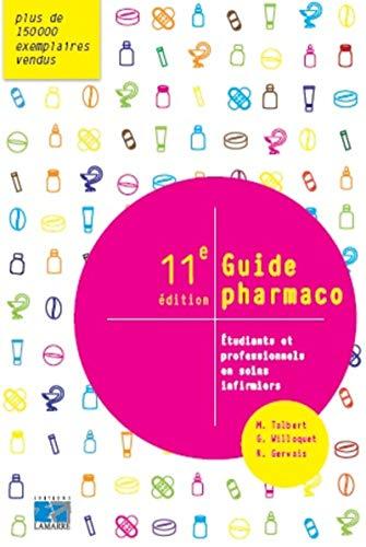 9782757307946: Guide pharmaco: Etudiants et professionnels en soins infirmiers.