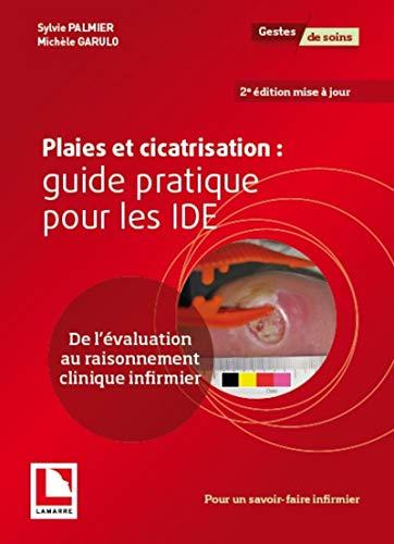 9782757310670: Plaies et cicatrisation: guide pratique pour les IDE: De l'évaluation au raisonnement clinique infirmier