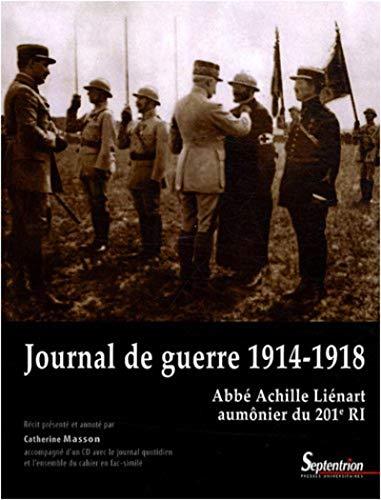 La Guerre de 1914-1918 vue par un aumônier militaire (1CD audio) (French Edition)