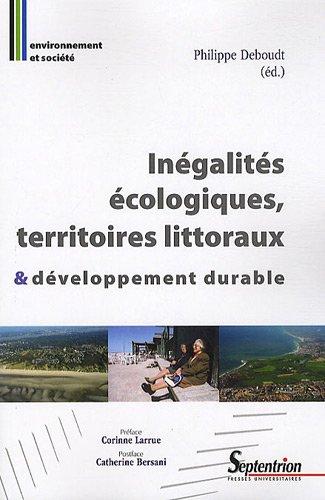 inégalités écologiques, territoires littoraux & développement ...
