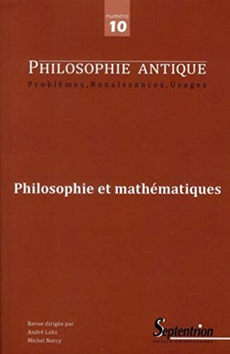 Philosophie antique, N° 10/2010 (French Edition): Collectif