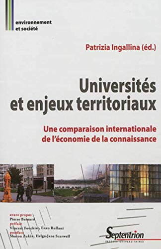 Universités et enjeux territoriaux : Une comparaison internationale de l'Ã...