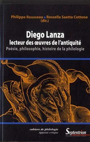 Diego lanza lecteur des oeuvres de l antiquit: Rousseau Saetta