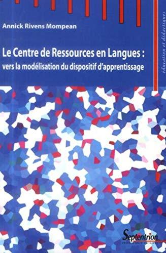 Centre de ressources en langues: Rivens Mompean