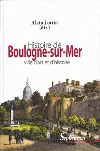 Histoire de Boulogne-sur-mer: Alain Lottin