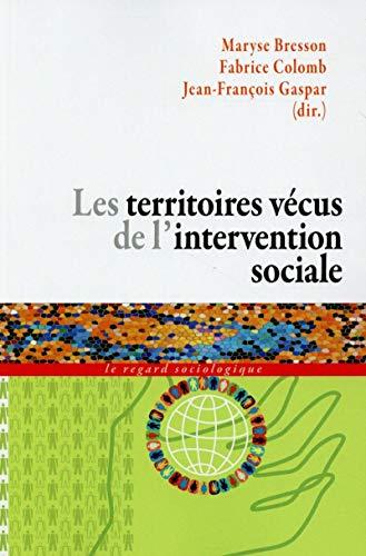 Les territoires vécus de l'intervention sociale: Fabrice Colomb