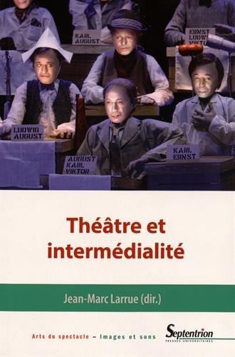 9782757409077: Théâtre et intermédialité