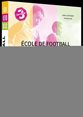 Ecole de football, éveil et initiation : Cédric Cattenoy