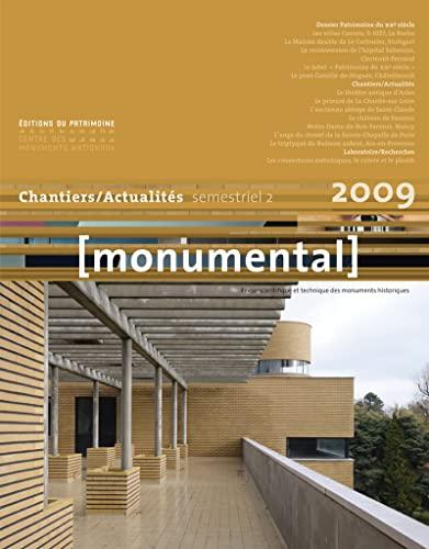 Monumental 2009, semestriel 2: Collectif