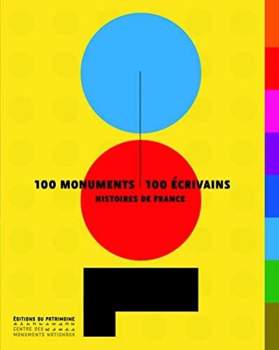 100 monuments, 100 écrivains: Collectif
