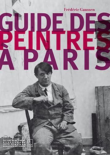 9782757700594: Guide des peintres à Paris