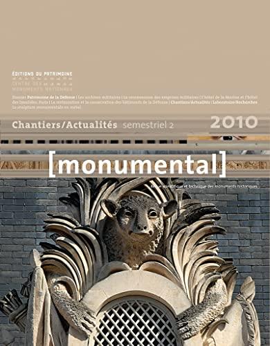 Monumental 2010, 2e semestriel 2: Collectif