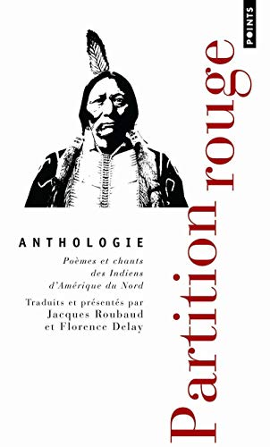9782757803370: Partition Rouge.. Po'mes Et Chants Des Indiens D'Am'rique Du Nord (English and French Edition)